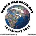 World Pangolin Day 2012 is February 18! #worldpangolinday