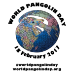 Sixth Annual World Pangolin Day is 18 February 2017