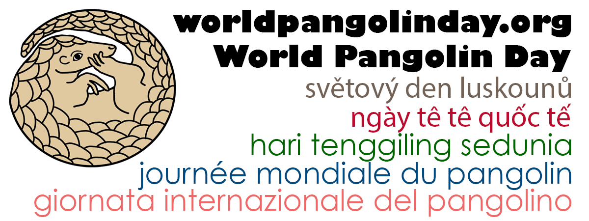 World Pangolin Day - WORLD PANGOLIN DAY